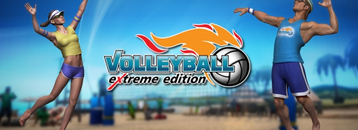 Volleyball Extreme Edition for Android Available on Google Play