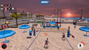 Volleyball Extreme Edition Android Screenshot